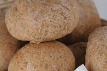 сладкие булочки из отрубей