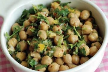 """салат """"хумус """" или """"зеленые бобы"""""""