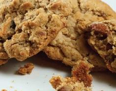 רז קל עוגיות בריאות גרנולה ושיבולת שועל ופירות יבשים