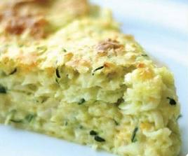 רז קל פשטידת קישואים עם גבינות