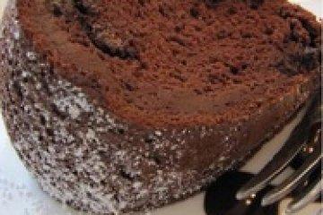 עוגת שוקולד דיאטטית