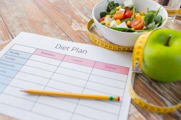 תפריטים לדיאטה